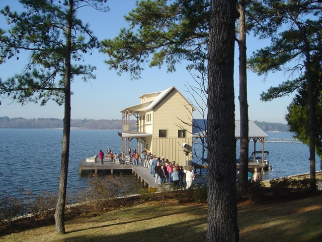 HGTV Dream Home 2005 on Lake Tyler Texas: description, location ...