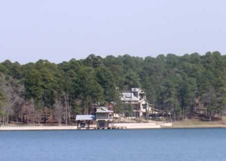 HGTV Dream Home 2005 On Lake Tyler Texas Description