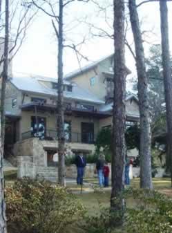 Hgtv Dream Home 2005 On Lake Tyler Texas Description